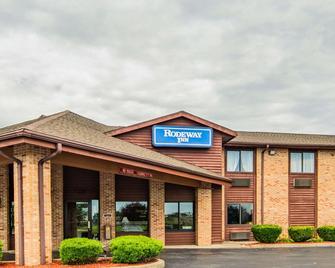 Rodeway Inn - Huntington - Gebouw