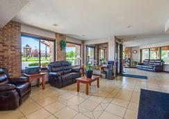 Rodeway Inn - Huntington - Lobby