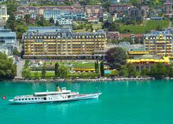 Fairmont Le Montreux Palace - Montreux - Building