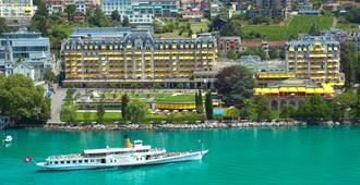 Fairmont Le Montreux Palace - Montreux - Bygning
