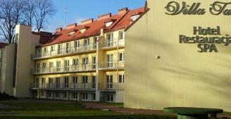 Villa Tarsis - Kołobrzeg - Gebäude