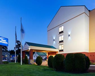 Best Western Springfield West Inn - West Springfield - Building