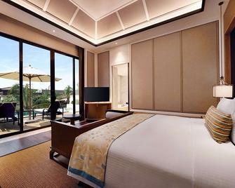 Wanda Vista Resort Xishuangbanna - Jinghong - Bedroom