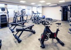 Mercure Manchester Piccadilly Hotel - Mánchester - Gimnasio