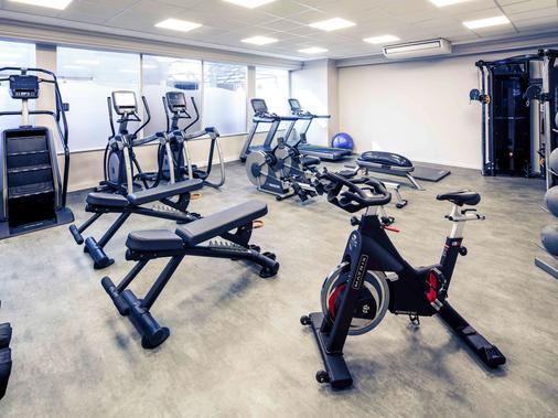 Mercure Manchester Piccadilly Hotel - Manchester - Gym