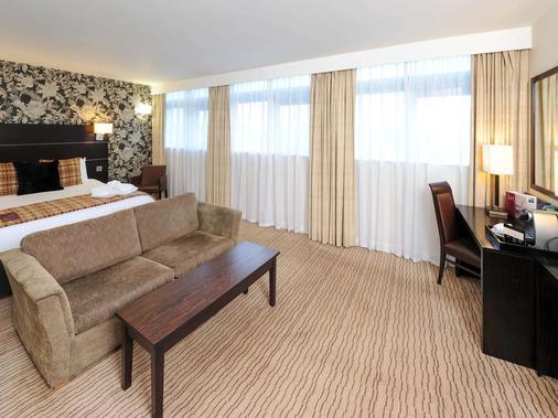 Mercure Manchester Piccadilly Hotel - Mánchester - Habitación