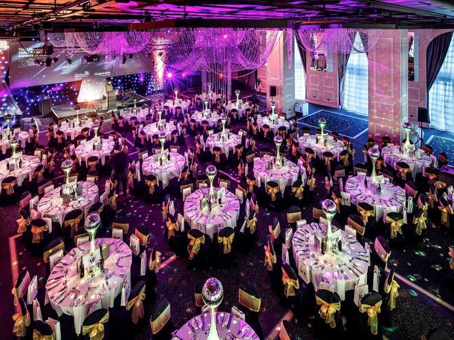Mercure Manchester Piccadilly Hotel - Манчестер - Банкетный зал