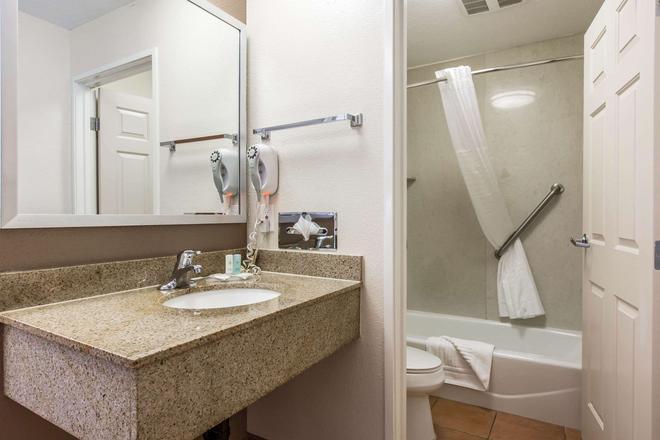西日落大道凱富酒店 - 洛杉磯 - 洛杉磯 - 浴室