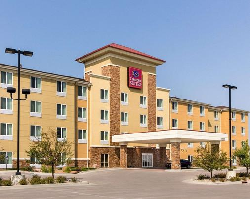 Comfort Suites - Rapid City - Rakennus