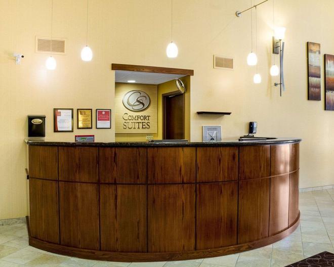 舒適套房飯店 - 拉皮德城 - 櫃檯