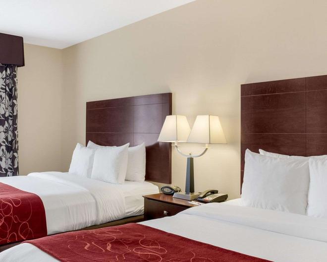 舒適套房飯店 - 拉皮德城 - 臥室