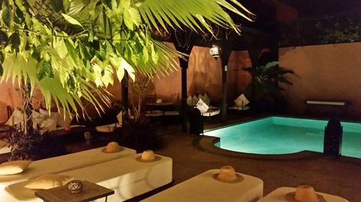 阿米拉溫泉別墅酒店 - 馬拉喀什 - 馬拉喀什 - 游泳池