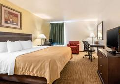 Quality Inn & Suites - Limon - Bedroom