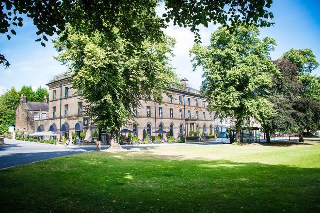 White Hart Hotel, BW Premier Collection - Harrogate - Rakennus