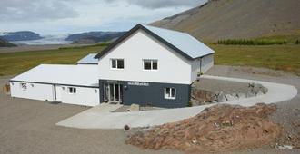 Glacier World - Hoffell - Hofn - Building
