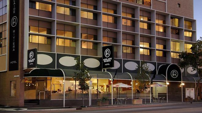 Adelaide Riviera Hotel - Αδελαΐδα - Κτίριο
