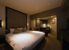 Hotel Trusty Nagoya Shirakawa - Nagoya - Schlafzimmer