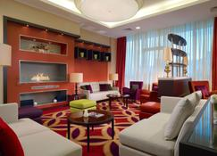 Courtyard by Marriott Irkutsk City Center - Irkutsk - Lounge
