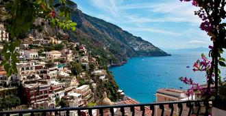 Poseidon Hotel - Positano - Outdoors view