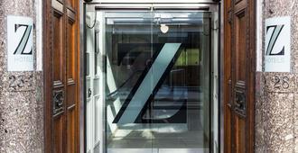 The Z Hotel City - Londres - Escadas