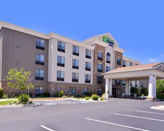 Holiday Inn Express & Suites Selma - Selma - Gebouw