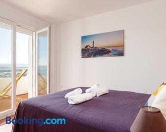fabulous sea view - a pie de playa- - Sotogrande - Slaapkamer