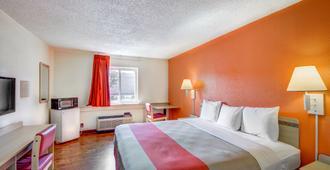 Motel 6 Wichita East - וויצי'טה - חדר שינה