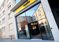 Staycity Aparthotels Rue Garibaldi - Lyon - Edificio