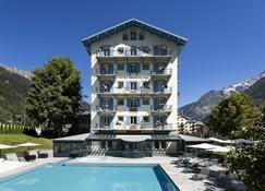 Hôtel Mont Blanc Chamonix - Σαμονί - Κτίριο