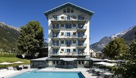 Hôtel Mont-Blanc Chamonix - Chamonix - Edificio