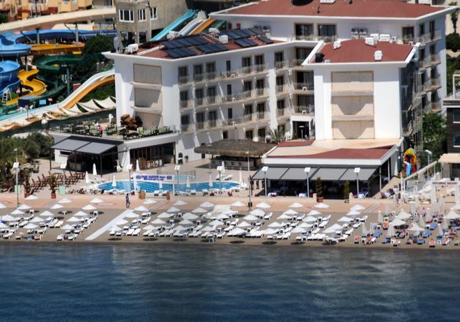 帕薩花園海灘飯店 - 馬爾馬里斯 - 建築