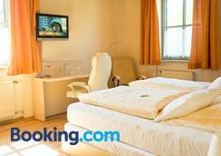 Hotel Kastanienhof - Lauingen - Schlafzimmer