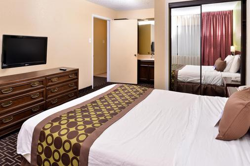 Americas Best Value Inn & Suites Extended Stay Tulsa - Tulsa - Phòng ngủ