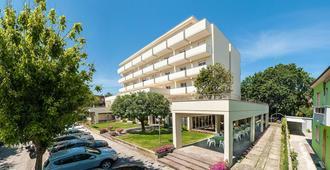 Hotel Le Querce - Senigallia - Edificio