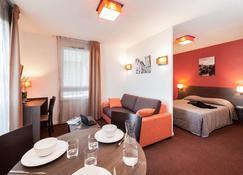 Aparthotel Adagio access Poitiers - Poitiers - Spisestue