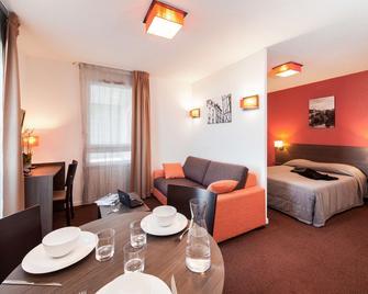 Aparthotel Adagio access Poitiers - Poitiers - Ruokailuhuone