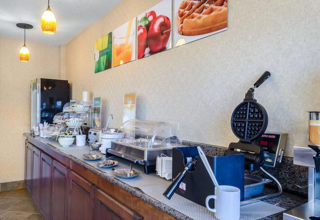 Quality Inn - Ruston - Buffet