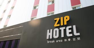 Zip Hotel - Seoul - Building