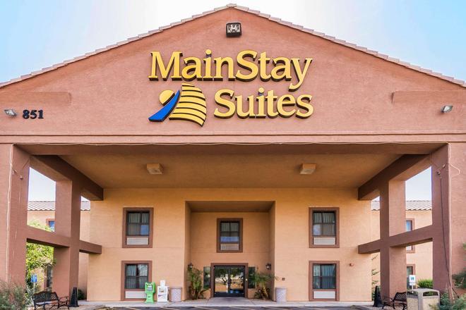 Mainstay Suites Extended Stay Hotel Casa Grande - Casa Grande - Building