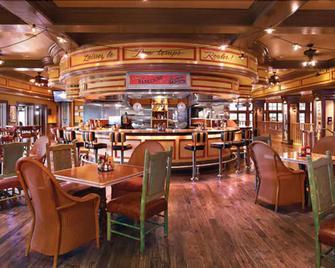 美洲之星維克斯堡賭場酒店 - 維克斯堡 - 維克斯堡 - 餐廳