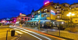 Hôtel Le Littoral - Évian-les-Bains - Edificio