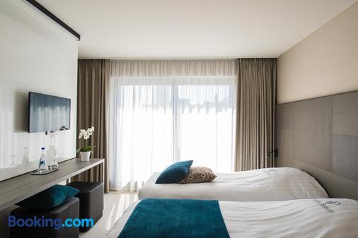 Hotel Princess - Ostend - Bedroom