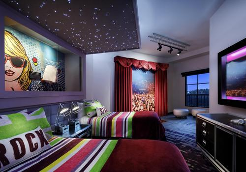 Universal S Hard Rock Hotel 24 7 0 3 Orlando Hotel Deals Reviews Kayak