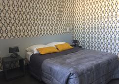 Hôtel Alpes Cévennes - Valence - Bedroom