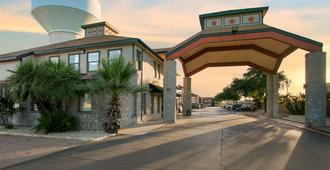 Econo Lodge Near Lackland Air Force Base-Seaworld - San Antonio - Building