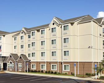 安德森 / 克萊姆森溫德姆麥克洛特套房酒店 - 安德遜 - 安德森(南卡羅來納州) - 建築