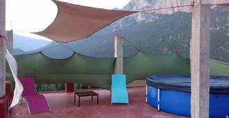 Caiat Refuge - Chefchaouen - Vista del exterior