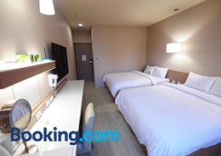 Kindness Hotel - Tainan Chihkan Tower - Tainan - Bedroom