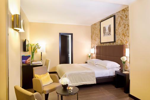 Starhotels Majestic - Turin - Bedroom