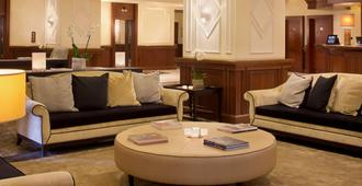 Starhotels Majestic - טורינו - סלון